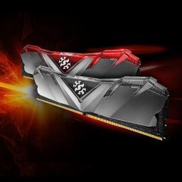Pamięć ADATA XPG D30, DDR4, 8 GB,3200MHz, CL16 (AX4U320038G16-SB30)