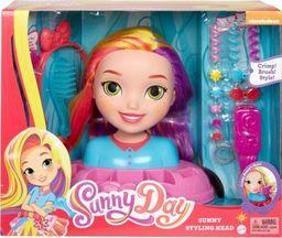 Mattel Głowa do stylizacji Sunny (DYD17)