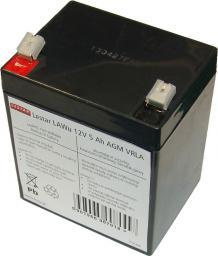 Lestar akumulator wymienny LAWu 12V 5Ah AGM VRLA (1966007018)