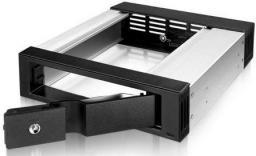 Kieszeń Icy Box kieszeń wewn. 5,25' na dysk SATA 3,5'' (IB-158SK-B)