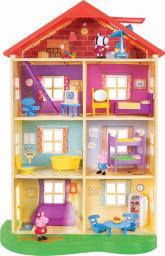Tm Toys Domek rodzinny Świnki Peppy