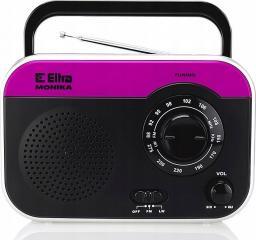 Radio Eltra Monika czarne