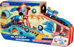 Little Tikes Slammin' Racers - Arena z pociągiem
