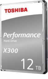 "Dysk Toshiba X300 12 TB 3.5"" SATA III (HDWR21CEZSTA)"