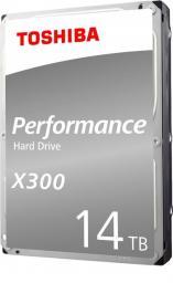 "Dysk Toshiba X300 14 TB 3.5"" SATA III (HDWR21EEZSTA)"
