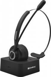 Słuchawki z mikrofonem Sandberg Bluetooth Office Headset Pro