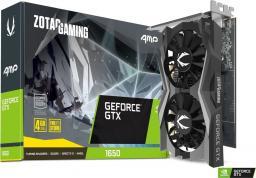 Karta graficzna Zotac GeForce GTX 1650 AMP Edition 4GB GDDR5 (ZT-T16500D-10L)