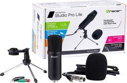 Mikrofon Tracer Zestaw Mikrofon pojemnościowy + filtr piankowy TRACER Studio Pro Lite