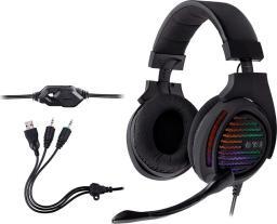 Słuchawki Tracer  Aligator RGB LED (TRASLU46466)
