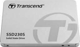 Dysk SSD Transcend SSD230S, 2TB, 2.5, SATA3, 3D, R/W 560/520 MB/s (TS2TSSD230S)