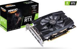 Karta graficzna Inno3D GeForce RTX 2060 Compact 6GB GDDR6 (N20601-06D6-1710VA20)