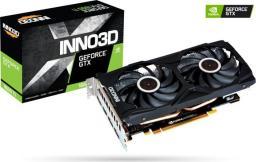 Karta graficzna Inno3D GeForce GTX 1660Ti Gaming OC X2 6GB GDDR6 (N166T2-06D6X-1710VA15L)