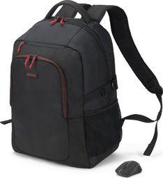 """Plecak Dicota Dicota Plecak (dla notebooka max. 15,6"""") z optyczną myszką bezprzewodową"""