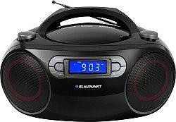 Radioodtwarzacz Blaupunkt Boombox Blaupunkt BB18BK FM PLL/CD|MP3|USB|CLOCK/ALARM
