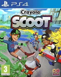 Gra Crayola Scoot (PS4)