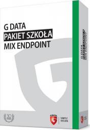 Gdata Pakiet Szkoła MIX Endpoint do 50PC 1 ROK
