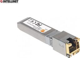 Moduł SFP Intellinet Network Solutions Moduł Transceiver Intellinet MiniGBIC/SFP+ 10GBase-T RJ45 10 Gigabit