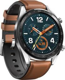 Smartwatch Huawei Watch GT Classic Brązowy