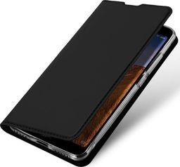Dux Ducis Etui portfel Dux Ducis Skin Leather XIAOMI REDMI NOTE 8 PRO czarne uniwersalny