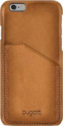 Bugatti Snap Case Londra iPhone 6/6S koniakowy/cognac 26089