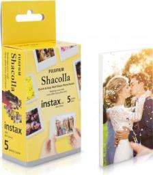 Fujifilm FILM INSTANT SHACOLLA INSTAX/MINI 5PCS
