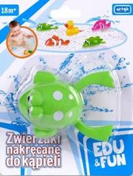 Artyk Zabawka do wody - Zielona Żabka Edu&Fun