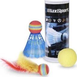 Artyk Zestaw do badmintona 3 elementy