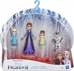 Hasbro FROZEN 2 Kraina Lodu 2 Figurki zestaw rodzinny (E5504/E6913)