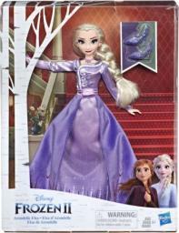 Hasbro FROZEN 2 Kraina Lodu 2 Elsa z Arendell (E6844)