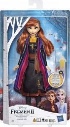 Hasbro FROZEN 2 Kraina Lodu 2 Magicznie podświetlana suknia  Anna (E7001)
