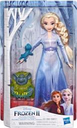 Hasbro FROZEN 2 Kraina Lodu 2 Elsa, Pabbie i Salamandra (E5496/E6660)
