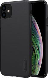 Nillkin Etui Nillkin Frosted iPhone 11 - Black uniwersalny