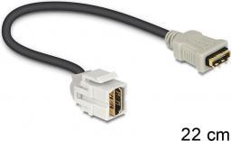 """Delock HDMI żeński - HDMI żeński 110""""  (86326)"""