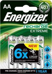 Energizer Extreme AA 2300 mAh/4 szt.