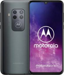 Smartfon Motorola One Zoom 128 GB Dual SIM Szary  (PAG20017DE)