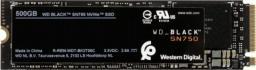 Dysk SSD Western Digital Western Digital Black SSD  500GB SN750 NVMe  (WDBRPG5000ANC-WRSN)