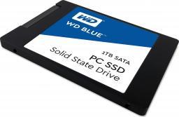 Dysk SSD Western Digital Blue 2 TB 2.5'' SATA III (WDBNCE0020PNC-WRSN)