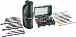 Zestaw wierteł METABO 55 elementów (691095000)