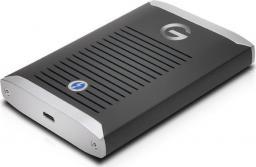 Dysk zewnętrzny G-Technology HDD  G-DRIVE mobile Pro 1 TB Czarny (0G10311)