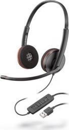 Słuchawki z mikrofonem Plantronics Blackwire C3220 USB-A (209745-104)