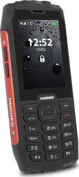 Telefon komórkowy myPhone myPhone Hammer 4 Dual SIM czerwony