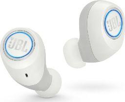 Słuchawki JBL JBL Free Białe