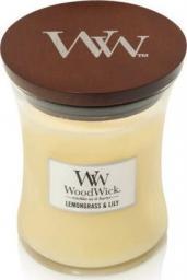 WoodWick świeca zapachowa Lemongrass&Lily 275g (92065E)
