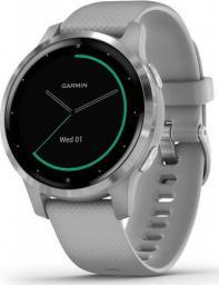 Smartwatch Garmin Vivoactive 4S Szary  (010-02172-03)