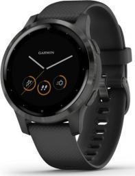 Smartwatch Garmin Vivoactive 4S Czarny  (010-02172-13)