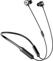 Słuchawki Baseus Baseus SIMU S15 dokanałowe bezprzewodowe słuchawki Bluetooth 4.2 z aktywną redukcją szumów ANC (Active Noise Control) czarny (NGS15-01) uniwersalny