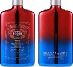 Powerbank Remax Remax Jeni power bank 10000mAh 2x USB 2.1A niebiesko-czerwony (RPP-90 blue) uniwersalny