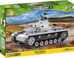Cobi Small Army Panzer III Ausf.E  (2523)