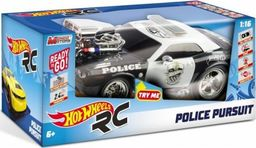 Mondo Hot Wheels RC L&S Police Pursuit 1:16 MONDO