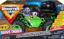 Spin Master Auto RC Monster Jam 1:15 GRAVE DIGGER (6045003)